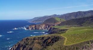 Big Sur Vista 1