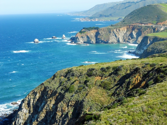 Big Sur Vista 2