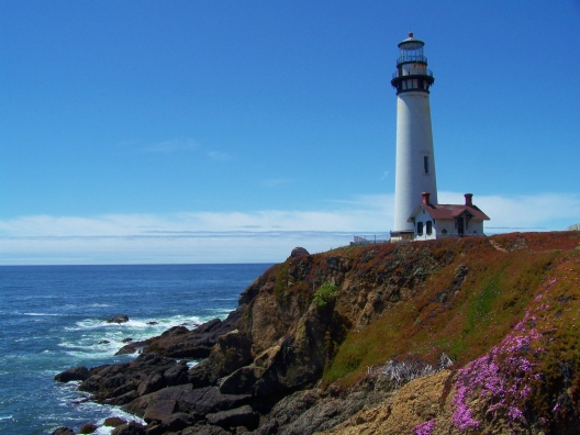 Lighthouse at Pigeon Point